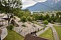 View of Interlaken valley from Harder Kulm (Ank Kumar) 01.jpg