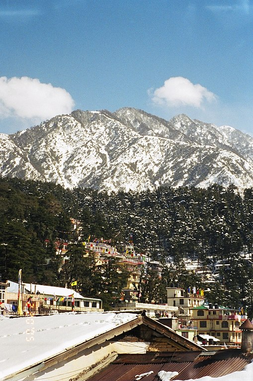 McLeodganj, Places to celebrate New Year