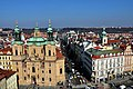View of Prague from the top of the Old Town Hall Tower (9) (25686314313).jpg