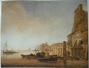 View of a Harbor