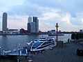 View on river in Rotterdam.JPG