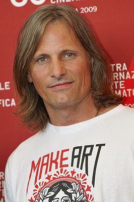 Viggo Mortensen in 2009