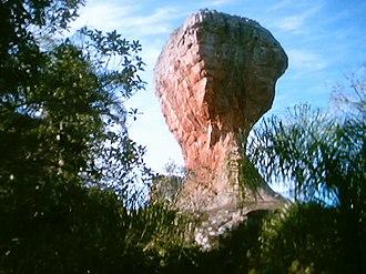 """Ponta Grossa - """"Vila Velha"""" State Park"""