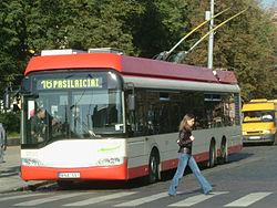 Landskrona far tradbussar