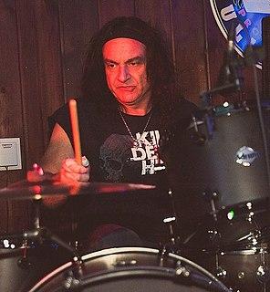 Vinny Appice American rock drummer