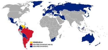 venezuela travel guide at wikivoyage