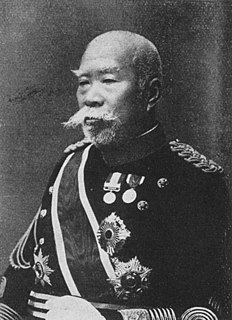 Tani Tateki Japanese politician (1837-1911)