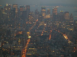 Vista Panoramica Empire State-Nueva York6503