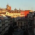 Vista de la calle Segovia desde el viaducto, Madrid (5382246791).jpg