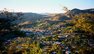 Jinotega Department - Image: Vista yali