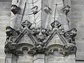 Vitré (35) Église Notre-Dame Marques de Marchands 2.JPG