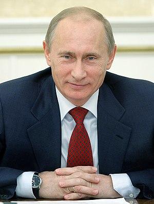 Russia under Vladimir Putin - Vladimir Putin in 2012