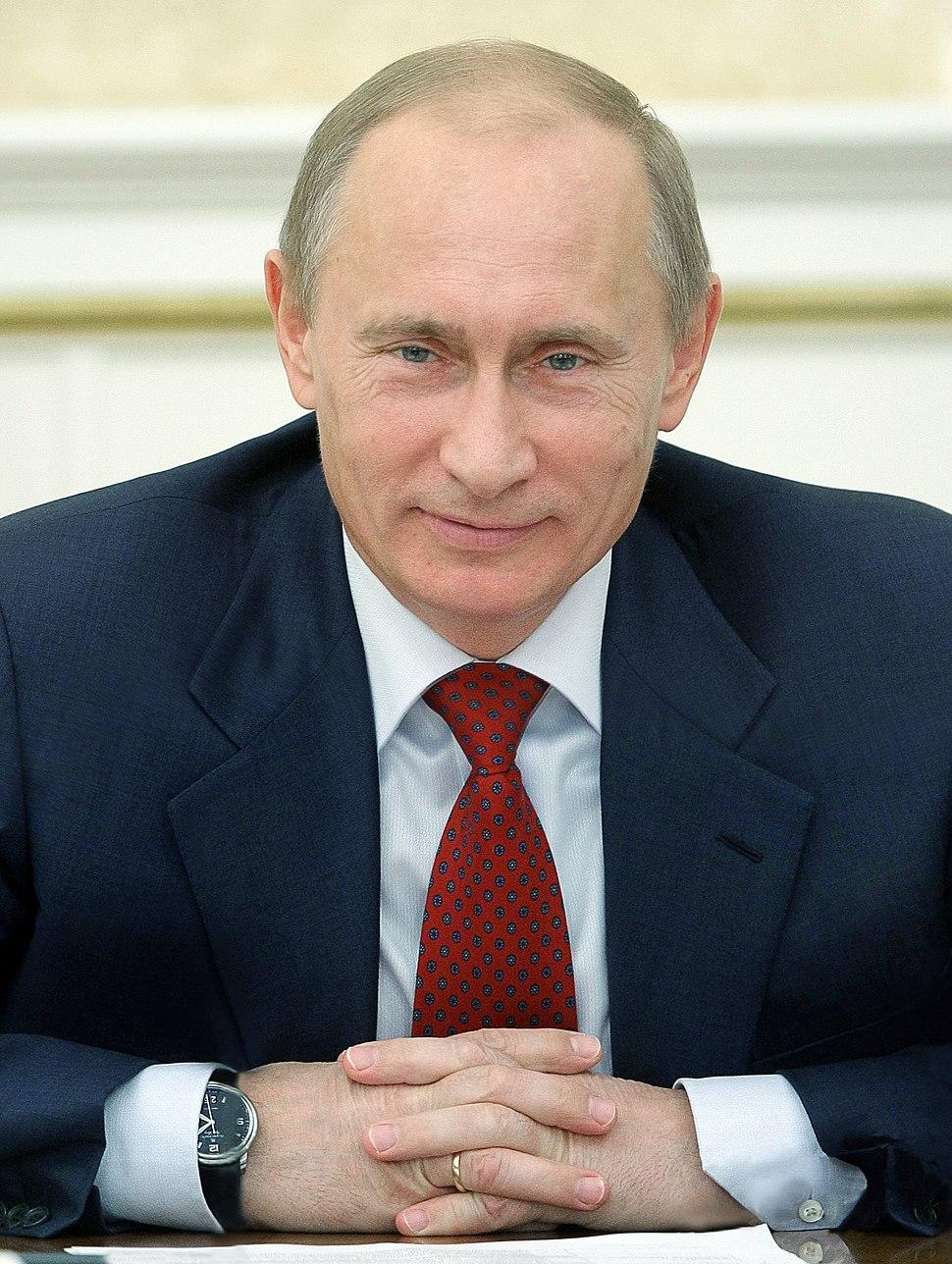 Vladimir Putin 12023
