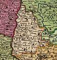 Vltavský kraj na Vogtově mapě 1712.jpg