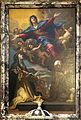 Volterrano, assunzione della vergine tra le ss. caterina da siena e margherita da cortona, 1677, 02.jpg
