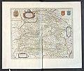Vtrivsque Castiliæ nova descriptio - Atlas Maior, vol 10, map 2 - Joan Blaeu, 1667 - BL 114.h(star).10.(2).jpg