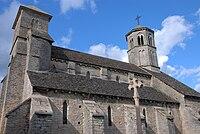 Vue d'ensemble de l'église Saint-Albain de Saint-Albain.JPG