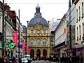 Vue de face de l'Hôtel de ville de Tourcoing.JPG