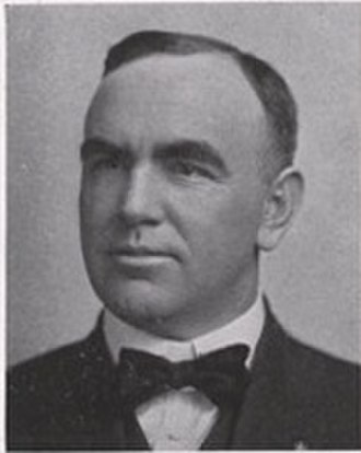 William G. Kline - Kline from 1919 Cornhusker