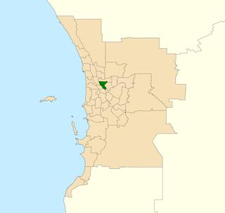 Electoral district of Mount Lawley