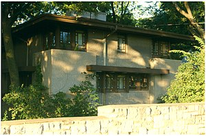 Rock Crest–Rock Glen Historic District - Arthur L. Rule House (1914)