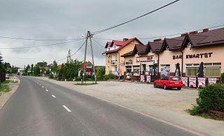 Wikielec, Iława County Village in Warmian-Masurian, Poland