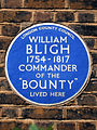 WILLIAM BLIGH 1754-1817 COMMANDER OF THE BOUNTY LIVED HERE.jpg