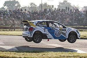 2015 World RX of France - Per-Gunnar Andersson