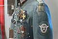WW2 Norway. Hauptmann der SP; Ordnungspolizei uniform sleeve badge. Eisernes Kreuz 2. Kl., Ehrenkreuz des Weltkrieges 1914-1918, Dienstauszeichnung für Treue Dienste in der Polizei etc Justismuseet Trondheim 2019 3146.jpg