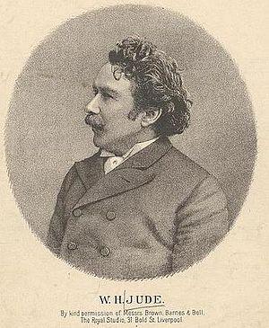 W. H. Jude - W. H. Jude in 1891