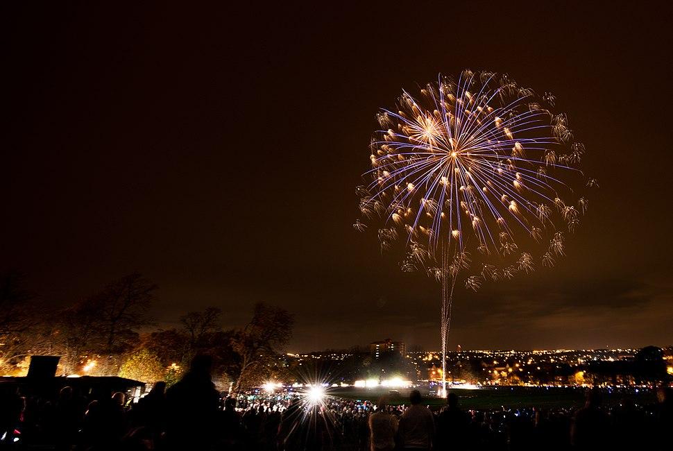 Wakefield Fireworks 2014