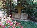 Waldfriedhofdahlelm ehrengrab Sombart, Werner2.jpg