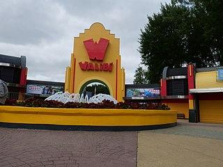 Walibi Holland amusement park