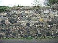 Wall, Arthur Street Lane - geograph.org.uk - 1537448.jpg