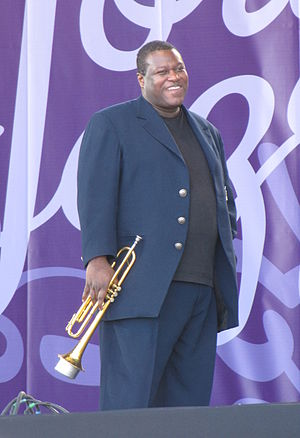 Wallace Roney - Image: Wallace Roney Pori Jazz 2012