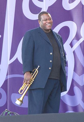 Wallace Roney - Image: Wallace Roney Pori Jazz 2012