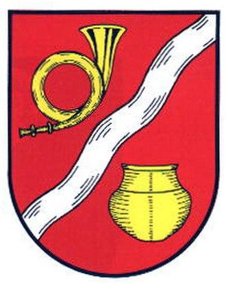 Leese, Germany - Image: Wappen Leese