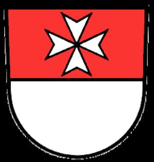 Rohrdorf, Baden-Württemberg - Image: Wappen Rohrdorf Schwarzwald