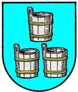 Schönenberg-Kübelberg - Image: Wappen Schönenberg (Pfalz)