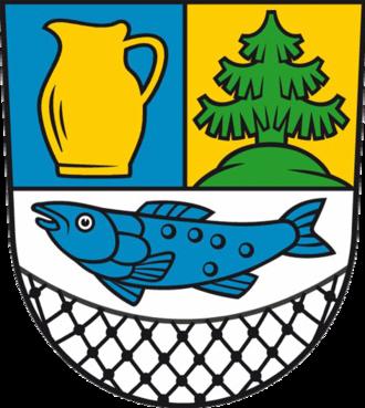 Zeesen - Coat of arms of Zeesen.