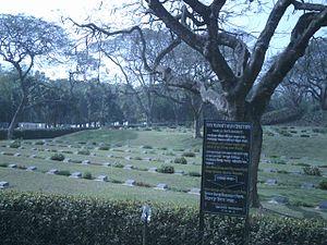 Mainamati - Maynamati War Cemetery