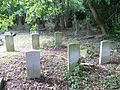 War graves at Bell's Hill, Chipping Barnet (2).jpg