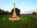 War memorial, Ringmer - geograph.org.uk - 77852.jpg