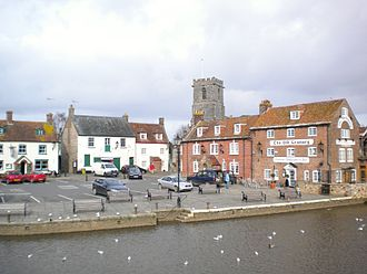 Wareham, Dorset - Image: Wareham Quay