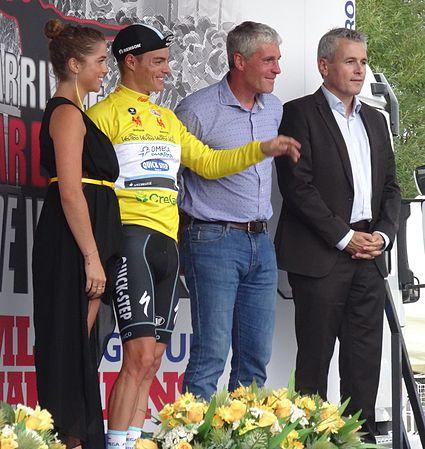 Waremme - Tour de Wallonie, étape 4, 29 juillet 2014, arrivée (D16).JPG