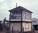 Warmley (Bristol) disused signal box - geograph.org.uk - 673692.jpg
