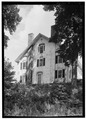 Warren-Child House, Old Crown Point Road, Perkinsville, Windsor County, VT HABS VT,14-PERK.V,2-2.tif