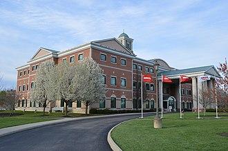 Warren County, Ohio - Image: Warren County Courthouse, Lebanon