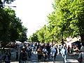 Warszawa-Swieto Saskiej Kepy ul Francuska 2007 1.jpg