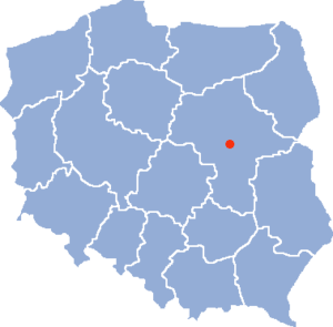 华沙的位置